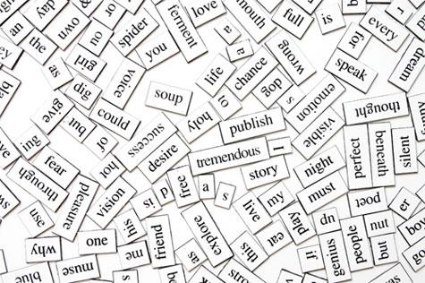 Words… Words…  Words…