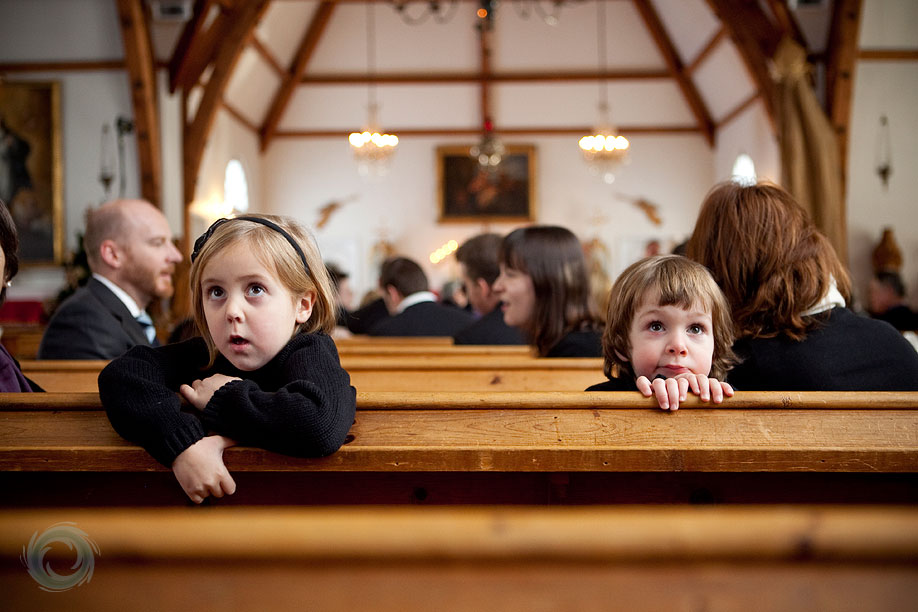 Young Kids Can Learn in Church