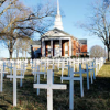 The Story Behind the Cross Display at HARP